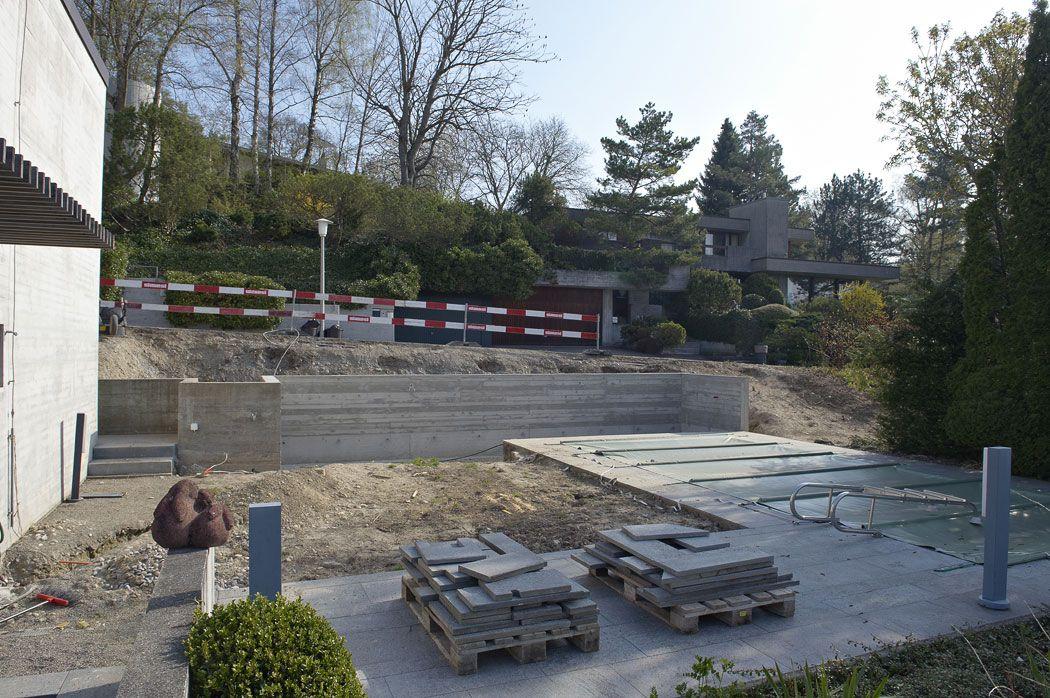 Privatgarten in Zumikon